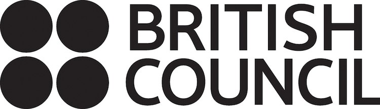 British Council logo - Shakespeare Lives