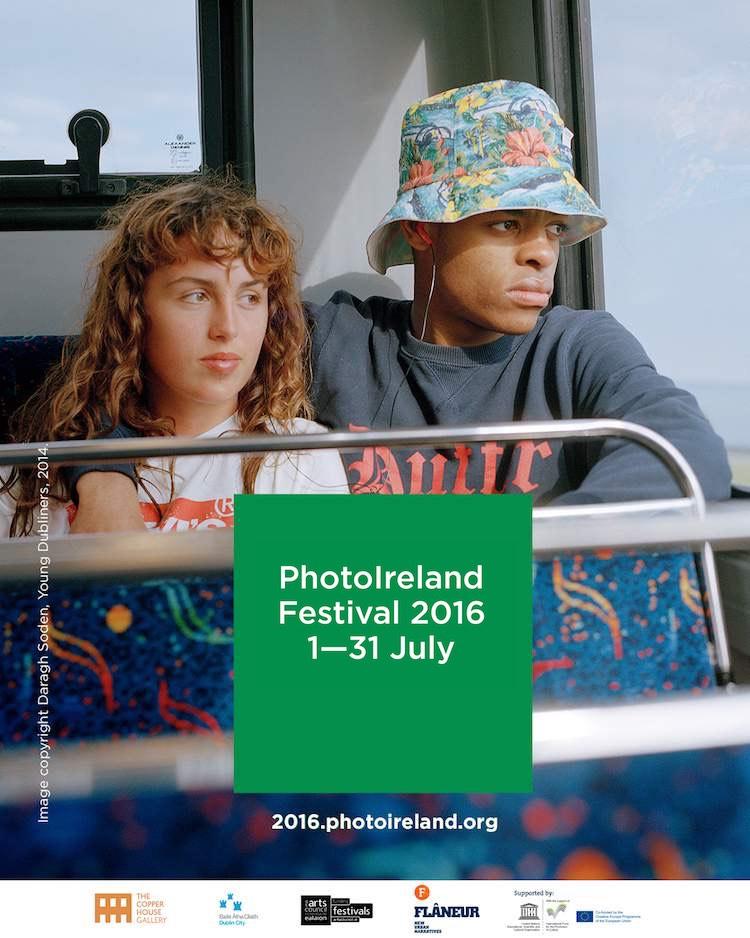 PhotoIreland Festival poster 2016