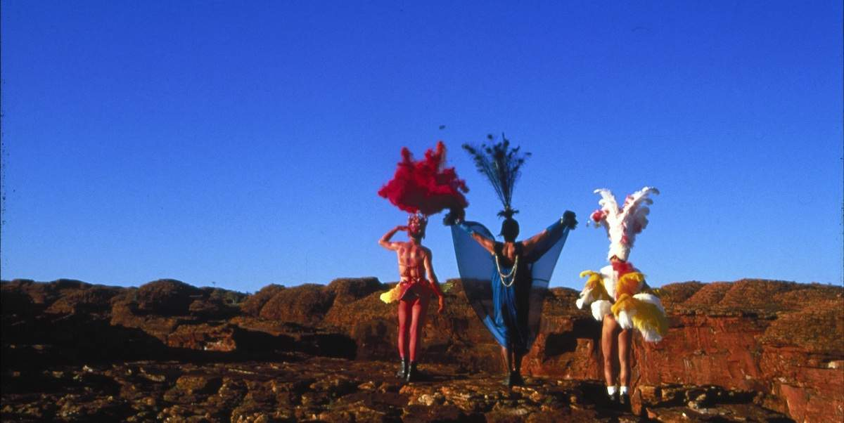 Priscilla Queen of the Desert at IFI Open Day