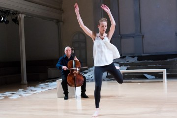 Jean Butler and Neil Martin