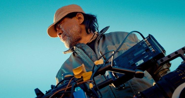 Mark Lee Ping-Bing - East Asian Film Festival Ireland