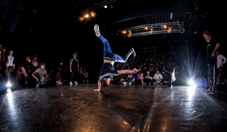 Top 8 Street Dance Battle-Photo Jekaterina Goidina - Dublin Dance Festival