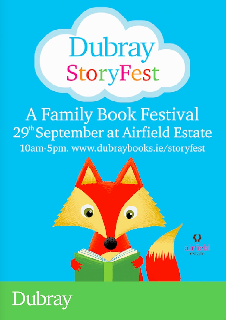 Dubray StoryFest poster