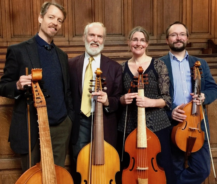 The Dublin Viols @ Spike Cello Festival