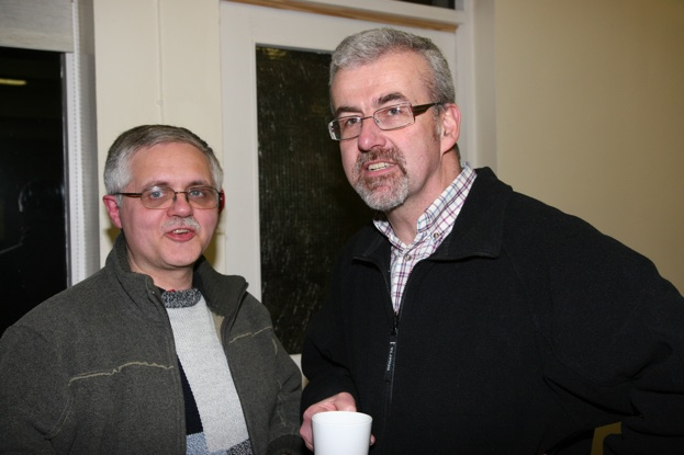 Christian Unity Service at the Church of Ireland Theological Institute