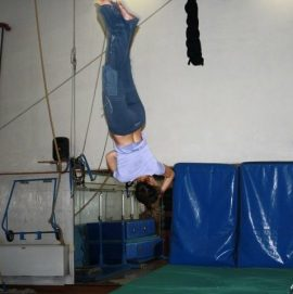 Free Taster: Minitrampoline & Floor Acrobatics