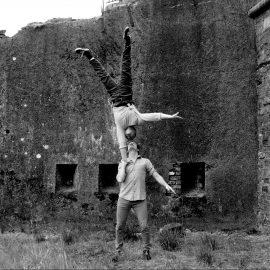 Duo Acrobatics with Ali & Henrik