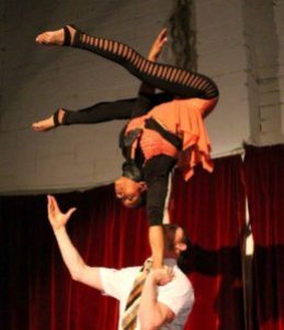 open stage henrik leidy acrobatics dublin circus centre