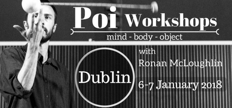 Poi Workshop by Ronan