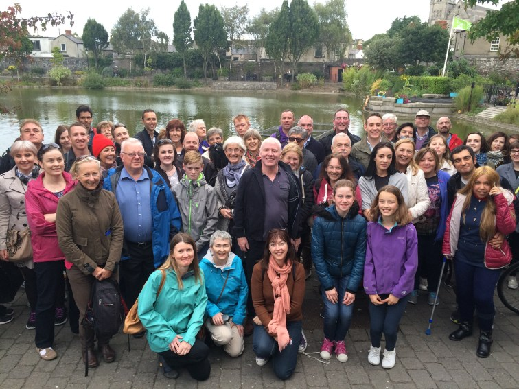 Blessington Basin 2 North Georgian for 2016 Culture Night