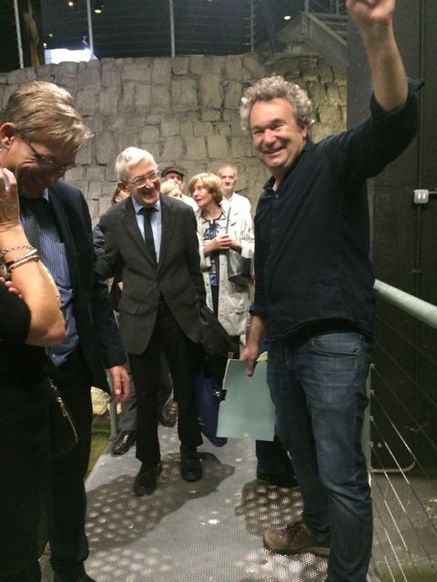 Laughing on Medieval Tour 2