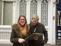 2 Treasure Hunters from Denmark with Dublin Decoded