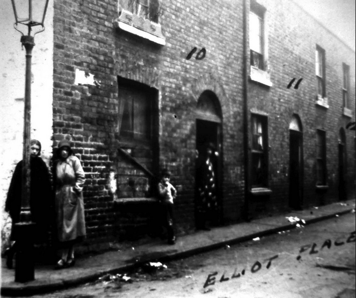 Monto, Elliot Place, the Frank Murphy Collection & the Old Dublin Soc.