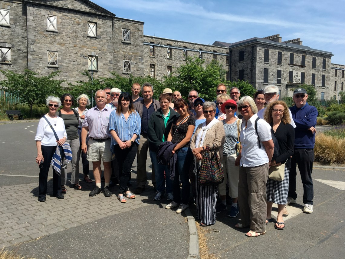 Grangegorman Tour for IGS 23 June '18