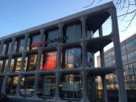 Texaco Audi Building