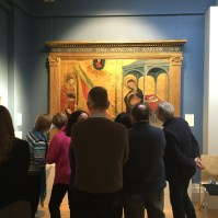 National Gallery tour evening guided Art tour with Arran Henderson of Dublin Decoded 2