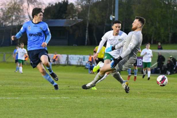 UCD AFC 4 Cabinteely FC 1; SSE Airtricity League Division One; Friday 16th  April 2021 - Dublin Gazette Newspapers - Dublin News, Sport and Lifestyle