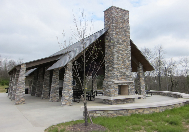 Dublin Ohio USA  Park Reservations