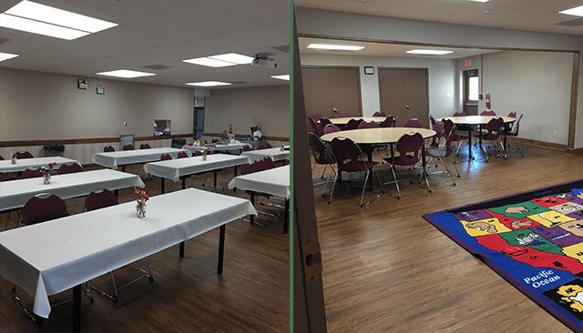 round wood kitchen table aid classic plus dublin, ohio, usa » kaltenbach community center