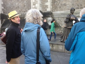 Molly Malone is in the tour
