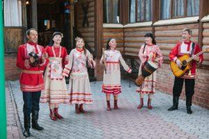 народный ансамбль казачьей песни дубрава