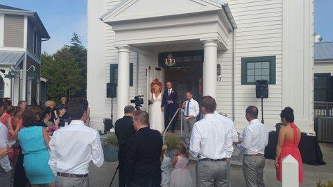 Seabrook wedding toast
