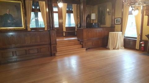 stimson green mansion seattle dacne floor 2