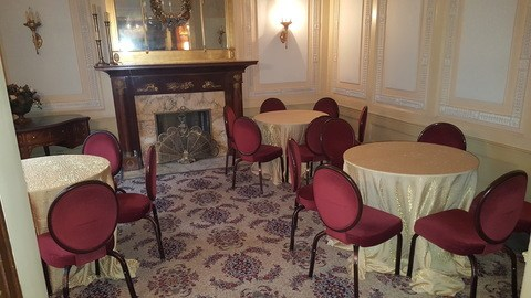 stimson green mansion seattle dining room