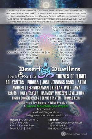 Roots and Bliss Fest