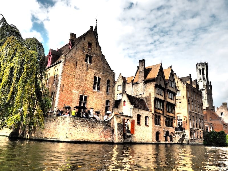 Belgium - Bruges is a MUST for anyone travelling through Belgium.