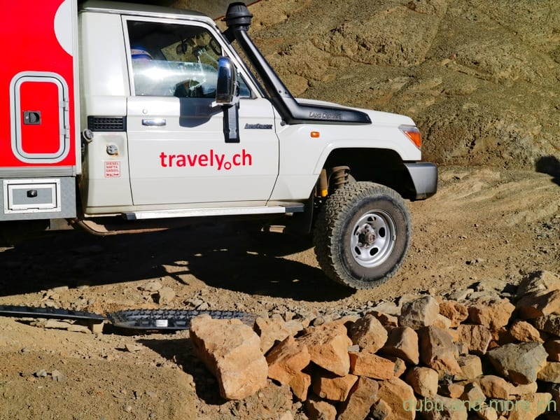 Travelys trip in Morocco