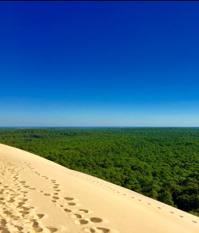 Frankreich Dune-du-Pilat