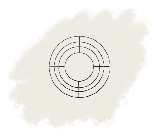 Omnia Aufbackgitter