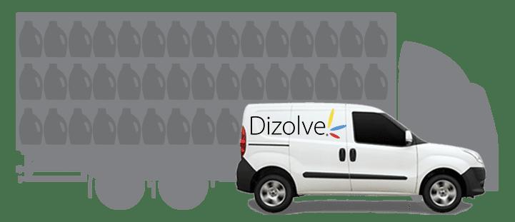 Dizolve Truck Load