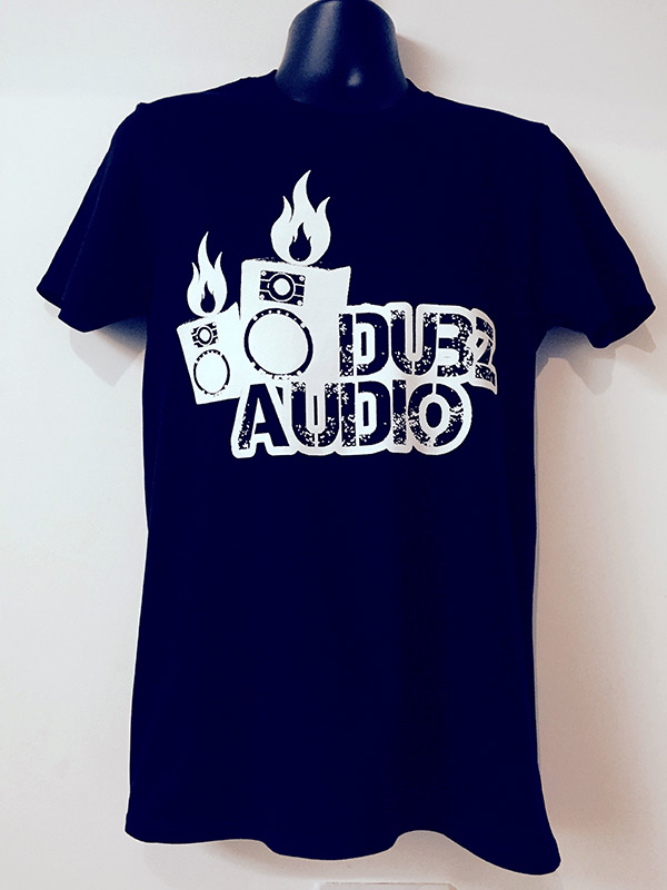 Dubz Audio T-Shirt Black