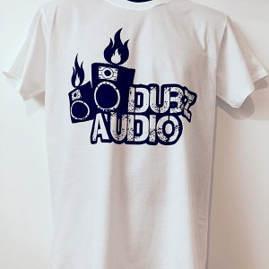 Dubz Audio T-Shirt white