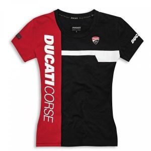 Tshirt DC Track woman
