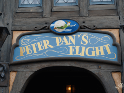 Peter Pan's Flight