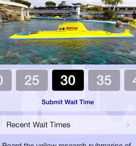 Disneyland Waits