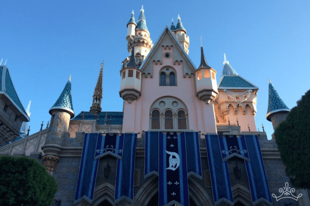 Creating An Icon: Sleeping Beauty Castle