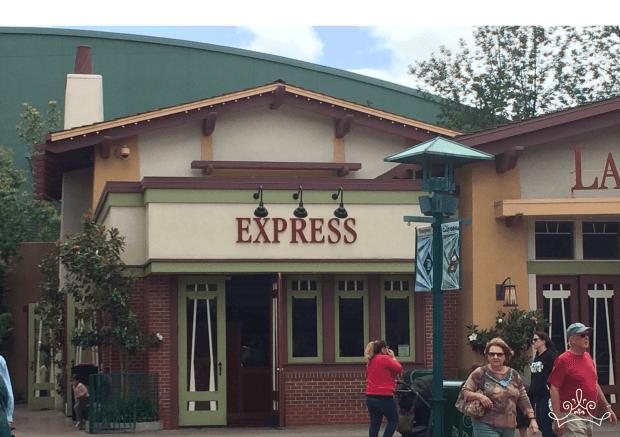 La Brea Express