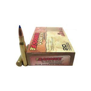 Barnes Bullets Vor-Tx Rifle Ammunition Brass .30-06