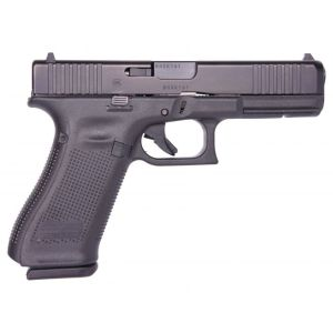 Glock 17 Gen 5 Full Size 9MM 4.49-inch Barrel 17-Rounds Fixed Sights