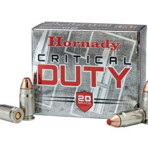Hornady Critical Duty .357Sig 135GR FlexLock 20Rds