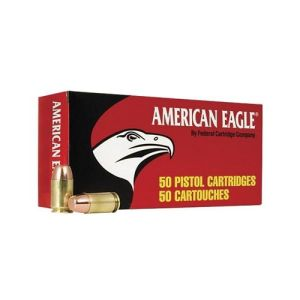 Federal American Eagle Value Pack .45 ACP 230gr 100-Rounds