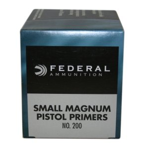Federal Small Pistol Magnum Primers