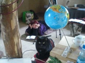 Kot również zgłębiał z nami mądrość pra słowian