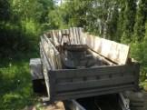Namiot Przemiany to przenośna sauna. Z ta sauną możemy przyjechać i do Ciebie.