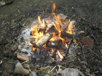 To nie jest ogień. To jest Ogień.