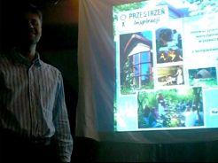 Prezentacja gospodarzy, projektu Przestrzeń Inspiracji — w miejscu: Przestrzeń Inspiracji i Rozwoju